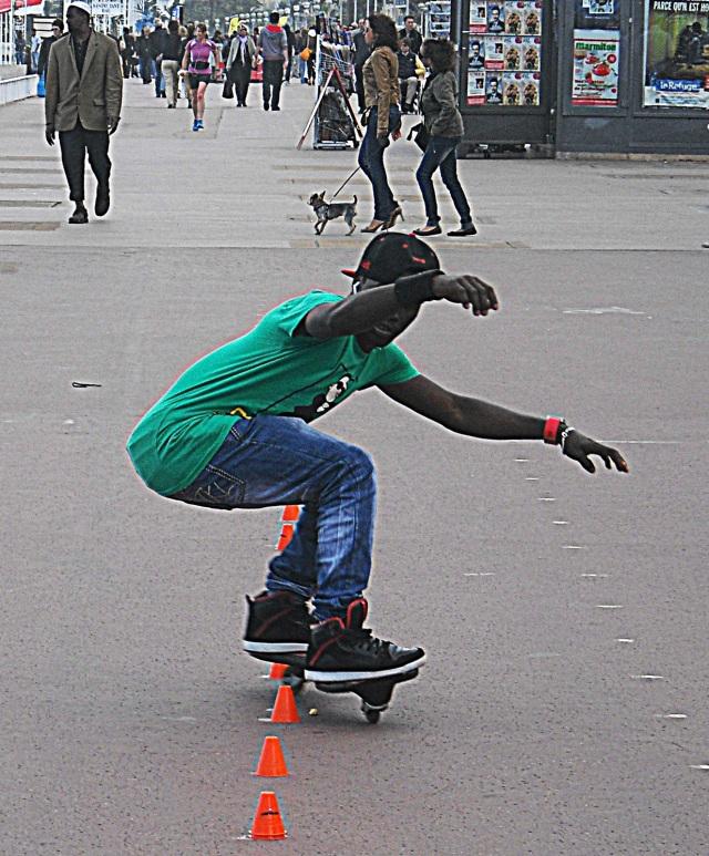 Skateboy 1