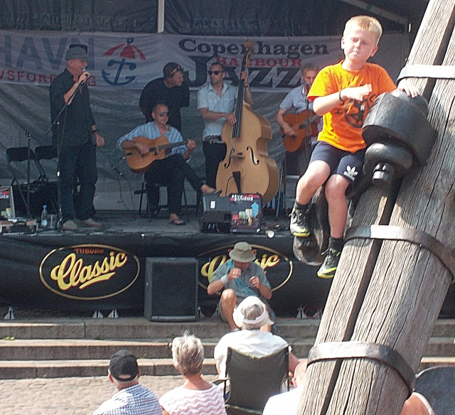 Jazz i Nyhavn